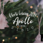 Oferta Craciun 2019 - Apollo Central SIBIU